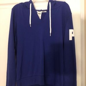 LIKE NEW VS DRAW STRING PULLOVER SWEATER